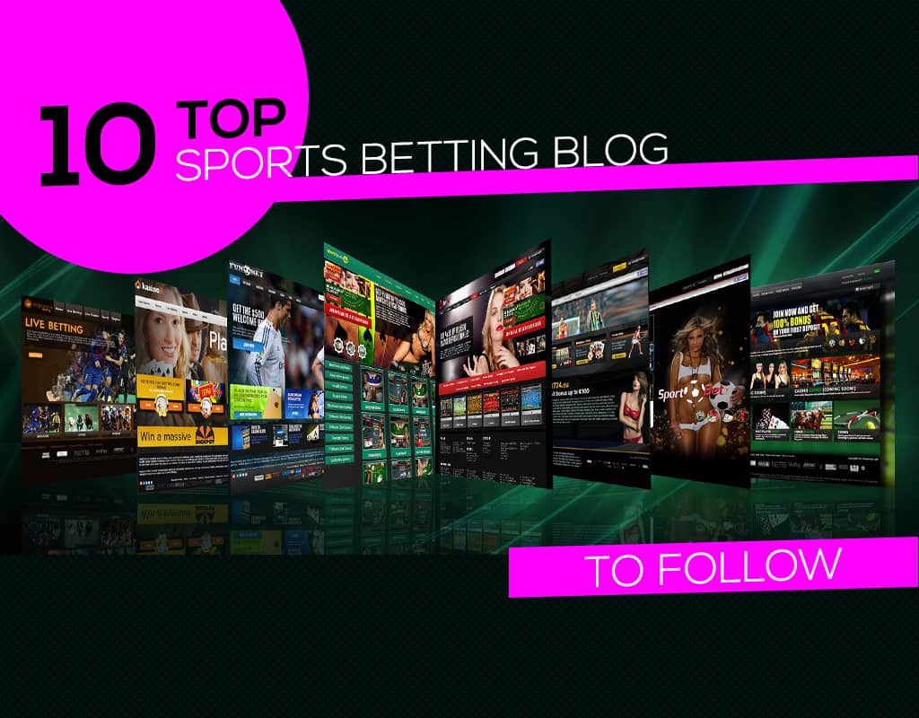 Sports betting blogs best double chance betting rules for holdem